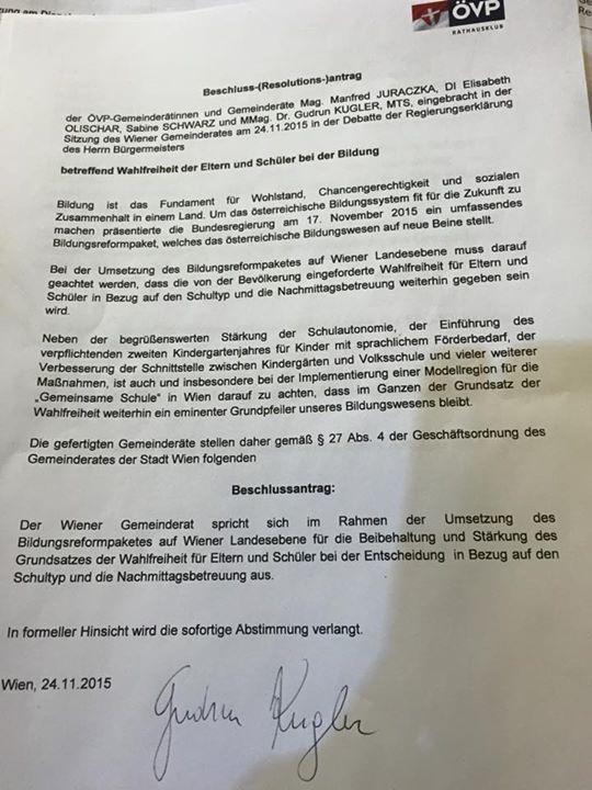 Antrag Wahlfreiheit 21.11.2015
